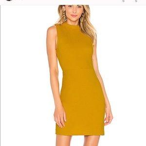 BB Dakota Honey Rider Marigold Dress NWT